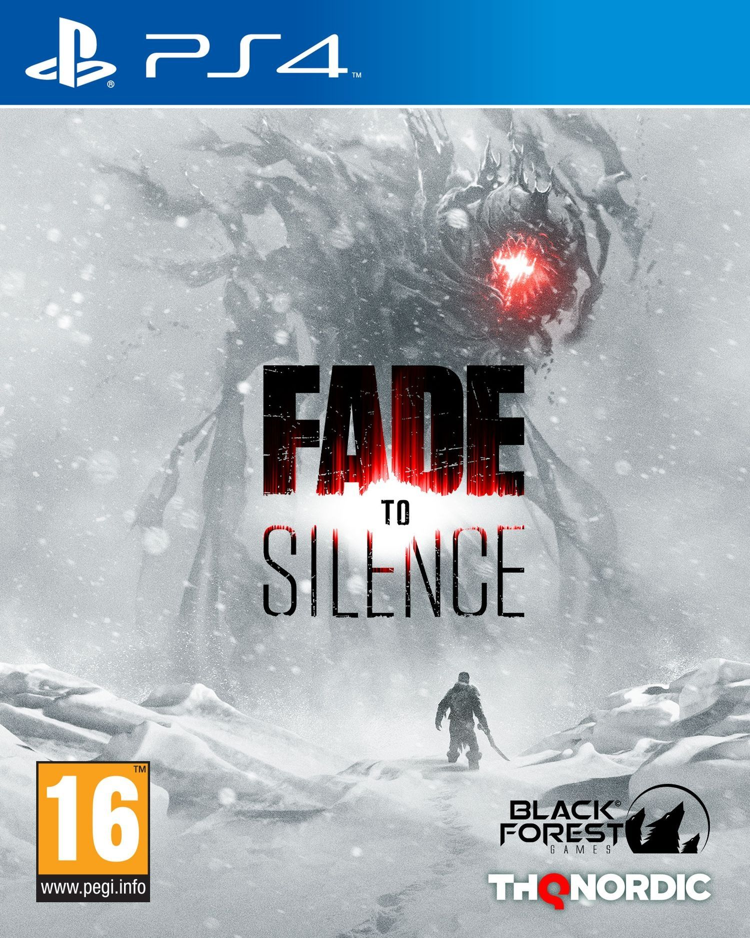 Fade to Silence (PS4) - 1