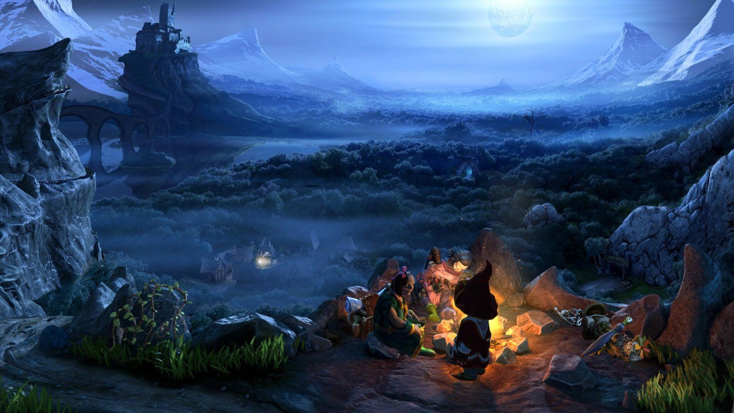 Book of Unwritten Tales 2 (PS4) - 7