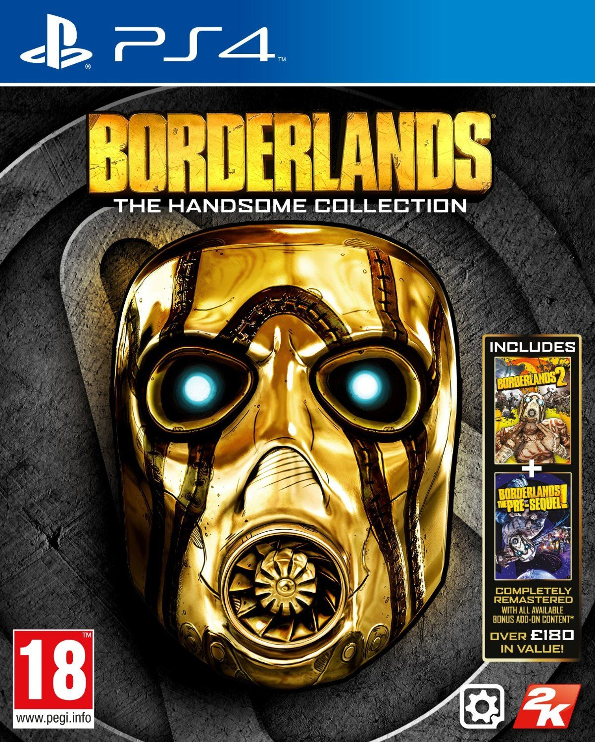 Borderlands: The Handsome Collection (PS4) - 1