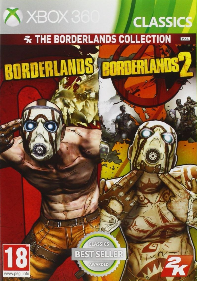 The Borderlands Collection (Xbox 360) - 1