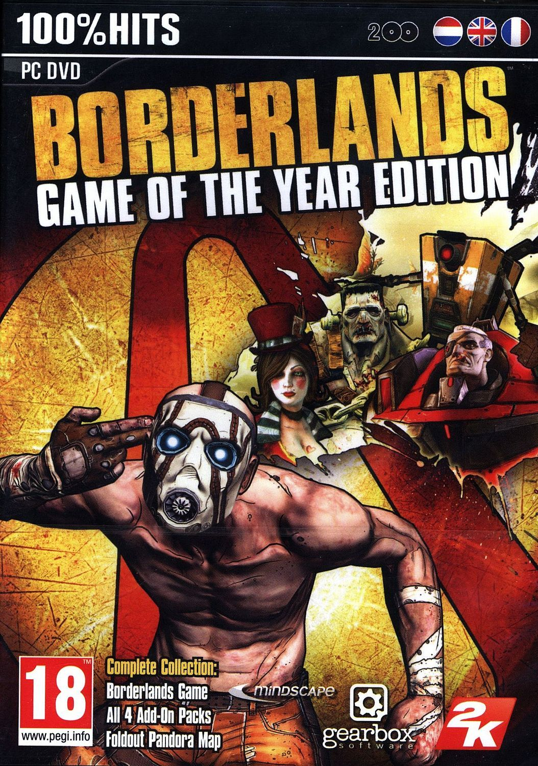 Borderlands GOTY (PC) - 1