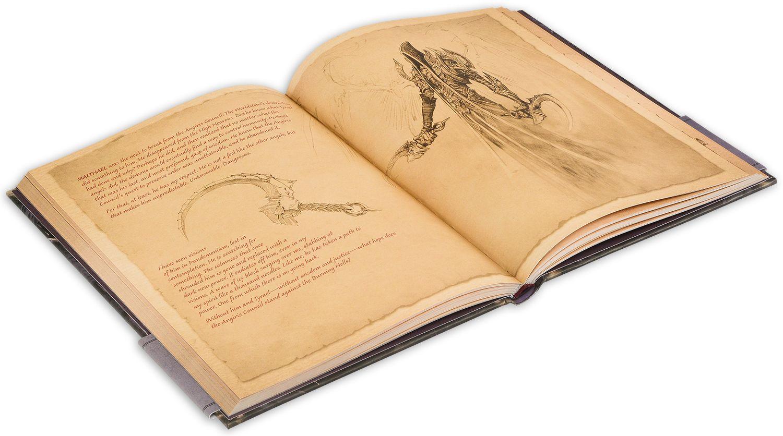 Book of Adria: A Diablo Bestiary (UK edition)-4 - 5
