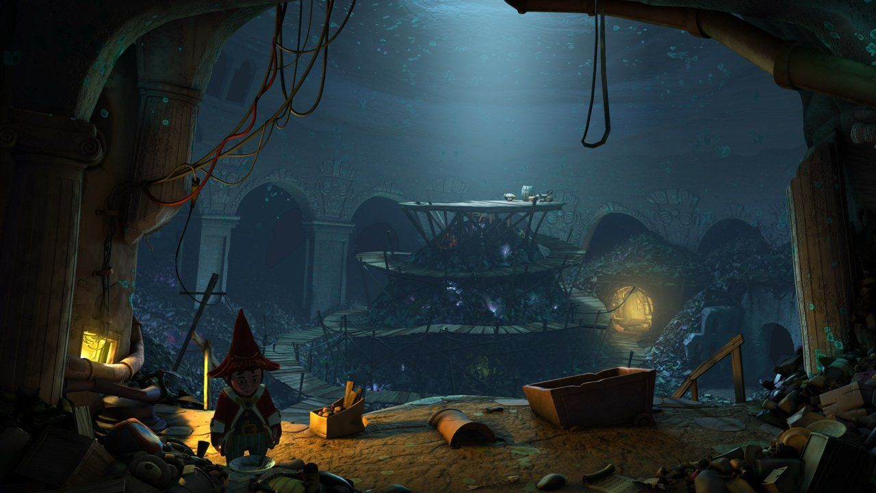Book of Unwritten Tales 2 (PS4) - 4