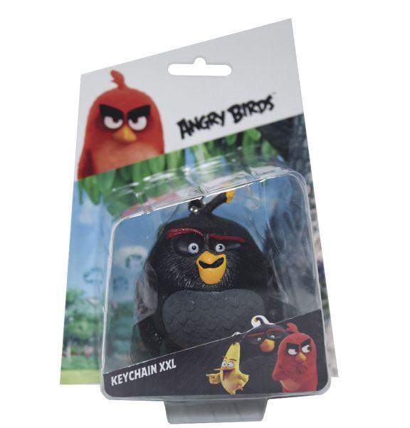 Angry Birds: Ключодържател - Bomb - 1