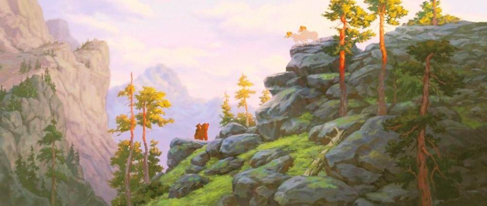 Братът на мечката (DVD) - 7