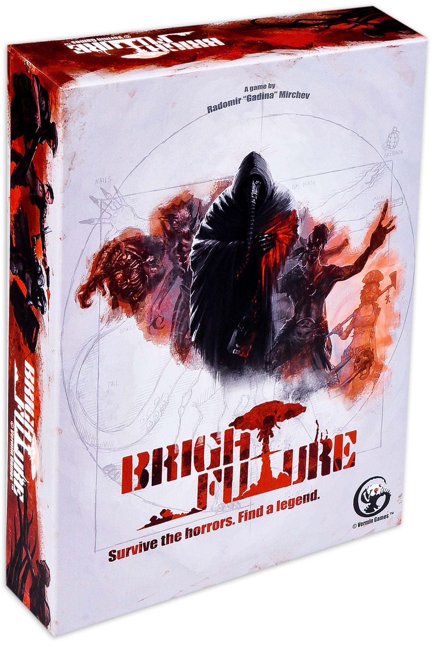 Настолна игра Bright Future - 1