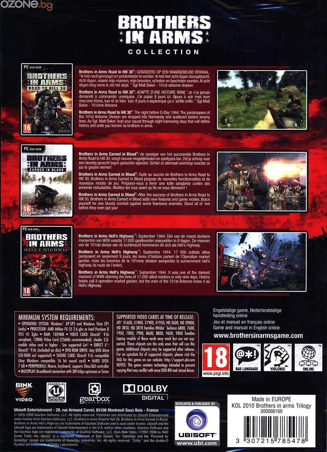 Brothers in Arms Collection (PC) - 6