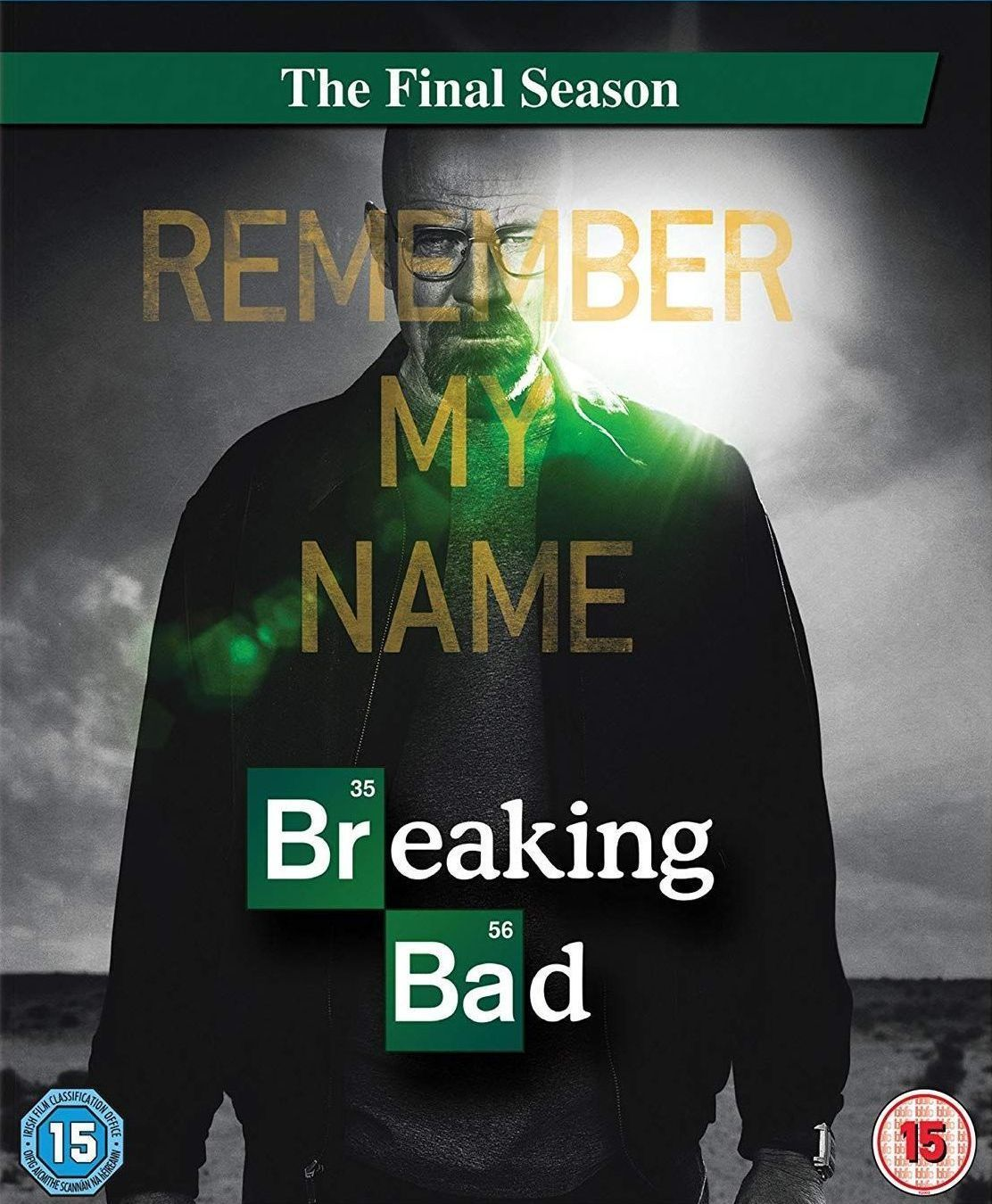 Breaking Bad: Season Five - Part 2, the Final Season (Blu-Ray) - 1