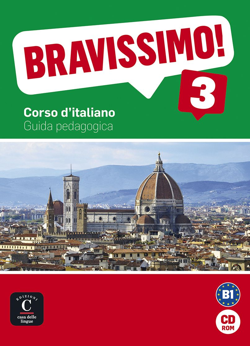Bravissimo! 3 · Nivel B1 Guía pedagógica (en CD-ROM) 5 - 1
