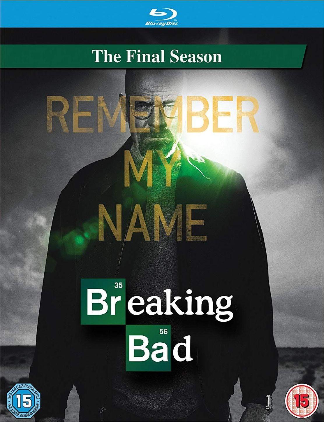 Breaking Bad: Season Five - Part 2, the Final Season (Blu-Ray) - 3