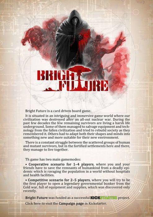 Настолна игра Bright Future - 9