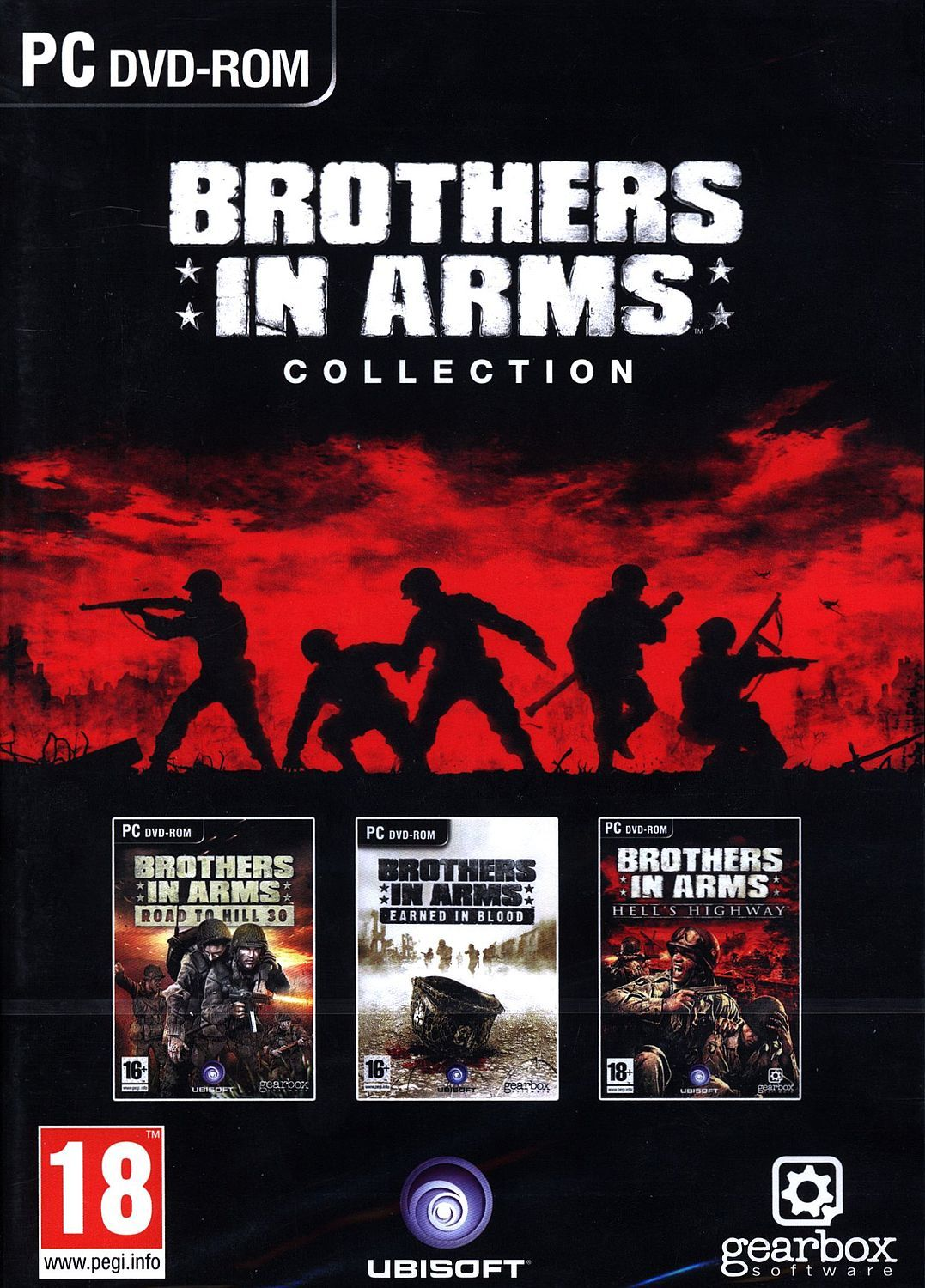 Brothers in Arms Collection (PC) - 1