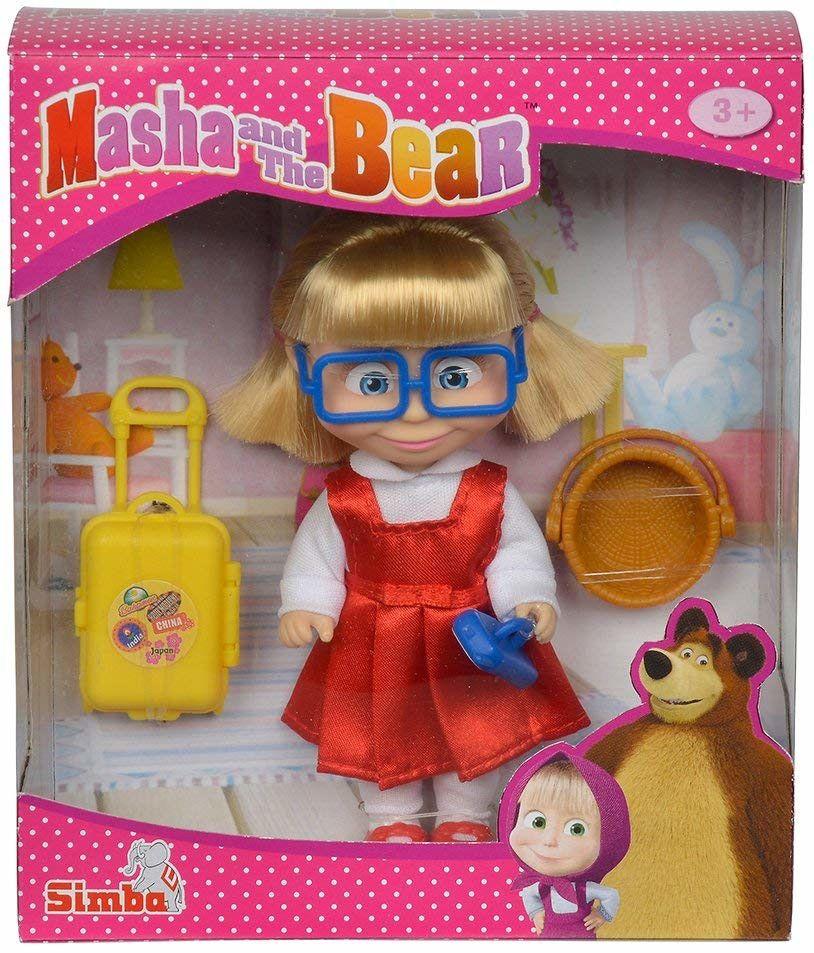 Кукла Simba Toys Маша и Мечока - Даша, братовчедката на Маша - 2