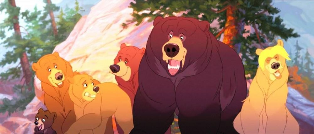 Братът на мечката (DVD) - 4