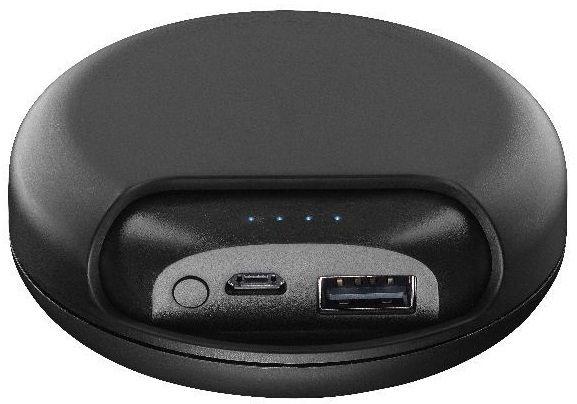 Безжични слушалки Cellularline Vibe - черни - 3