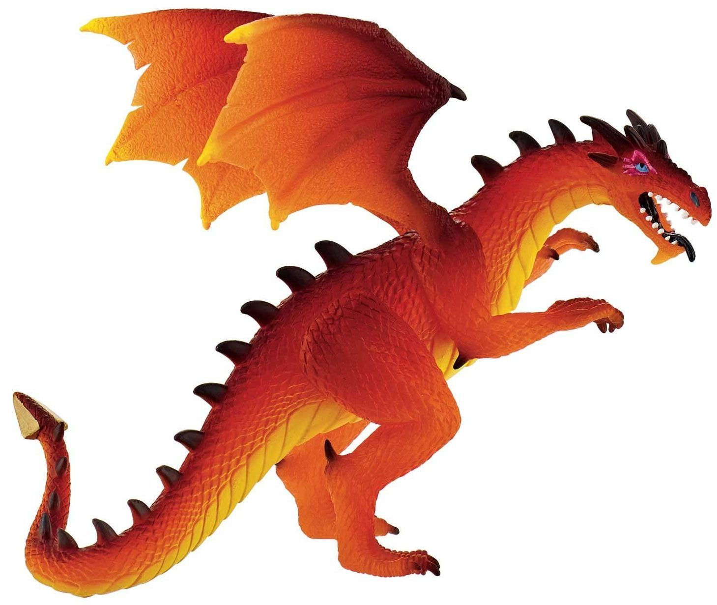 Фигурка Bullyland Fantasy - Огнедишащ дракон Игнис - 1
