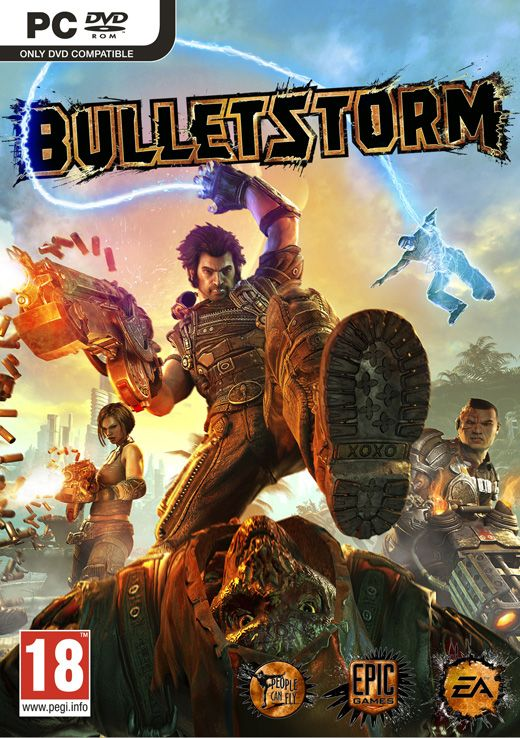 Bulletstorm (PC) - 1