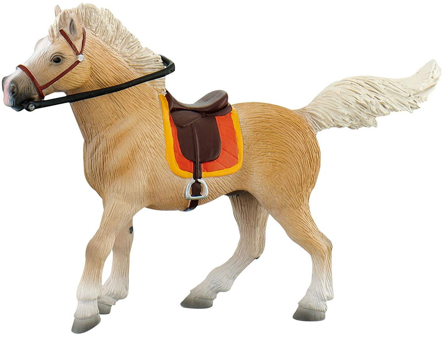 Фигурка Bullyland Animal World/Horses - Кобила Паломино - 1