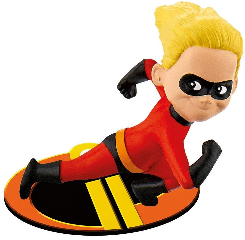 Комплект фигурки Bullyland Incredibles 2 - 5 броя - 4