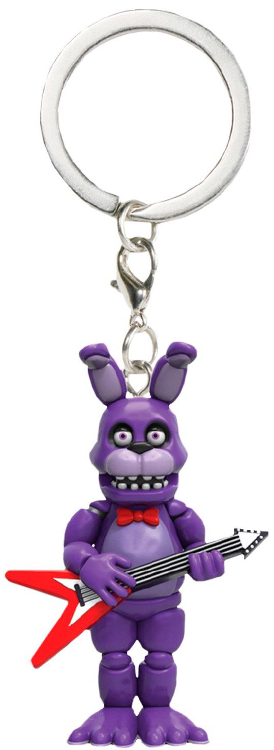 Ключодържател Funko: Five Nights at Freddy's - Bonnie - 1