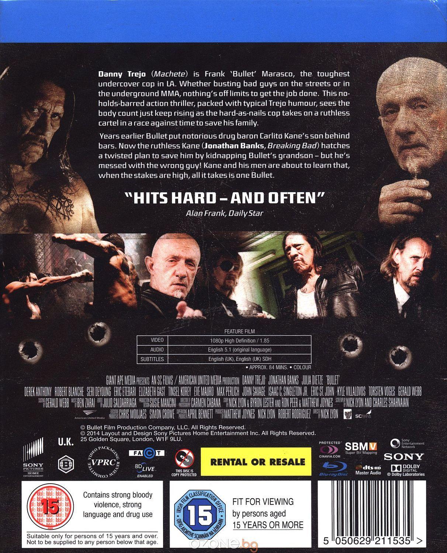 Bullet (Blu-Ray) - 2