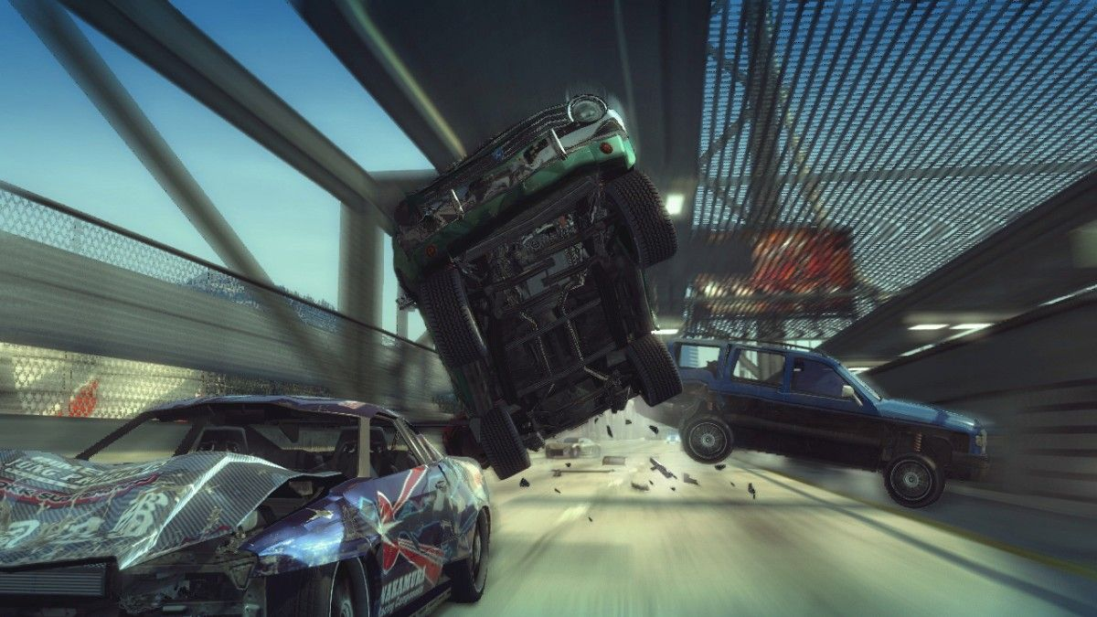 Burnout Paradise Remastered (PS4) - 4