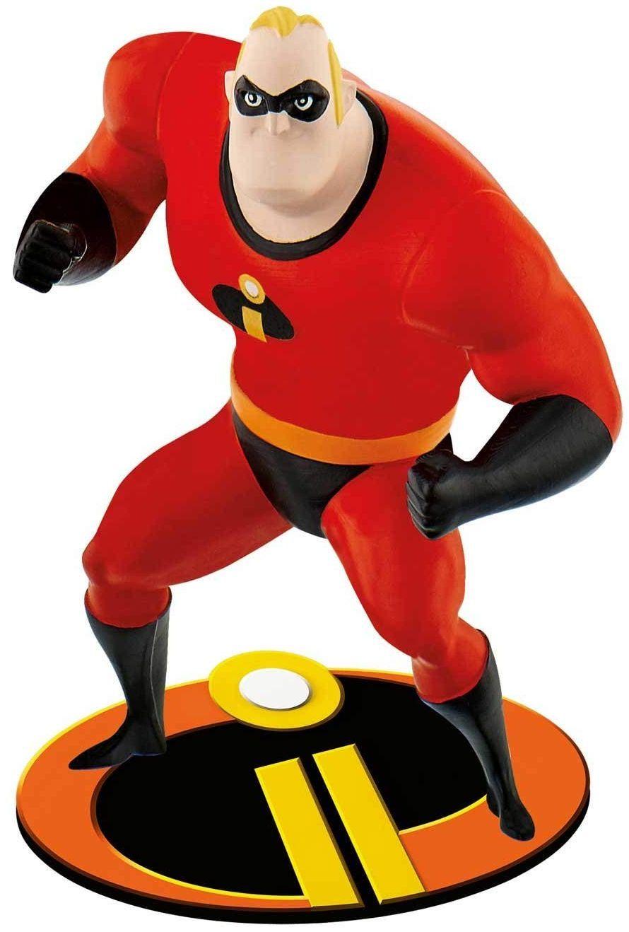 Комплект фигурки Bullyland Incredibles 2 - 5 броя - 2