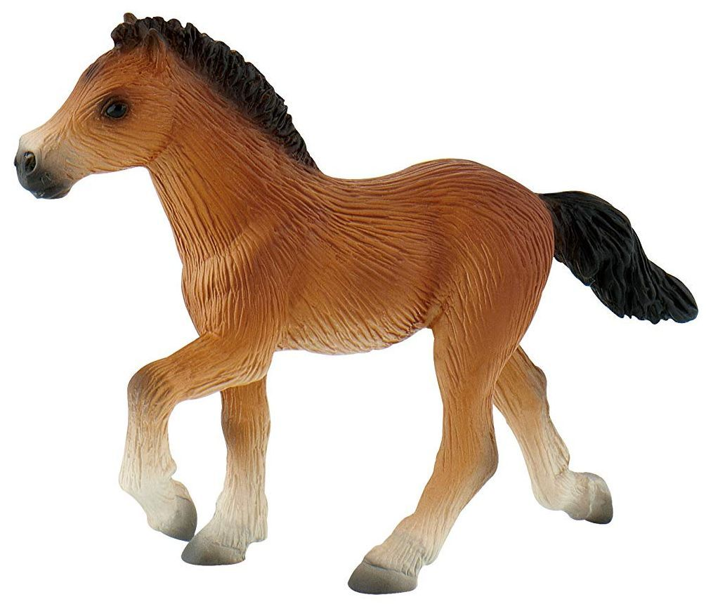 Фигурка Bullyland Animal World/Horses - Исланско конче - 1