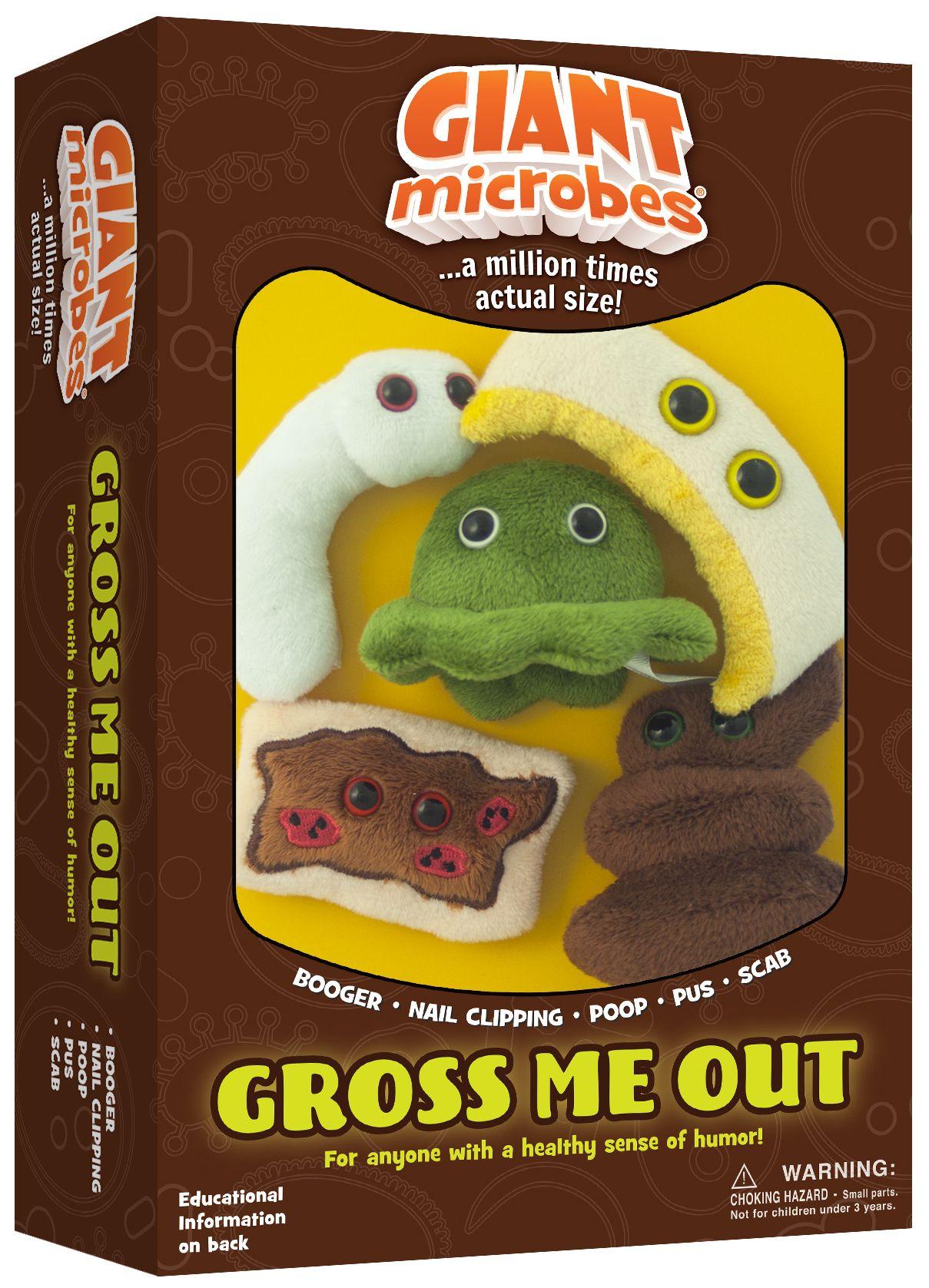 Подаръчен комплект (Gross Me Out) - 1