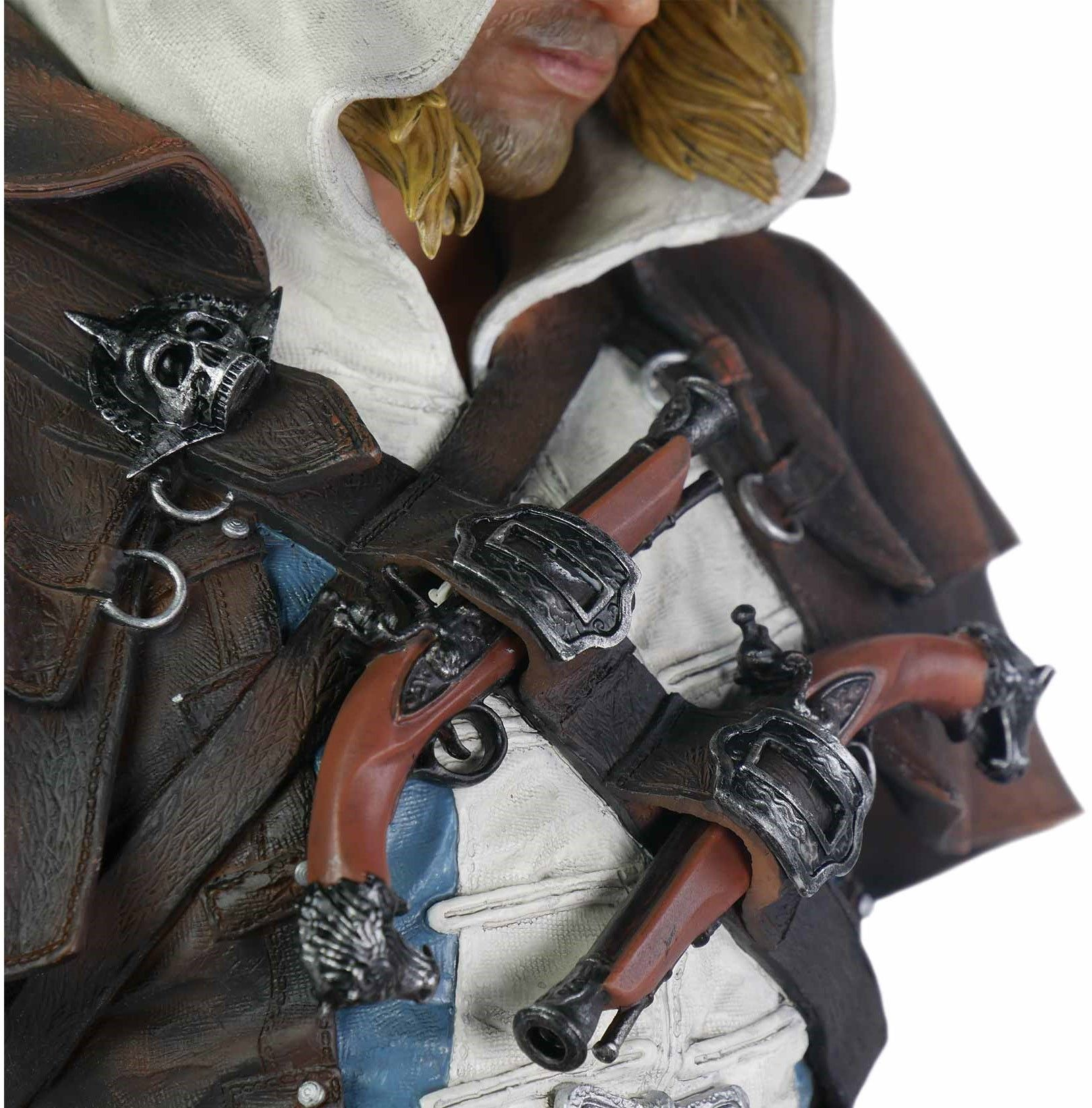 Бюст UbiSoft Assassin's Creed - Edward Kenway - 5