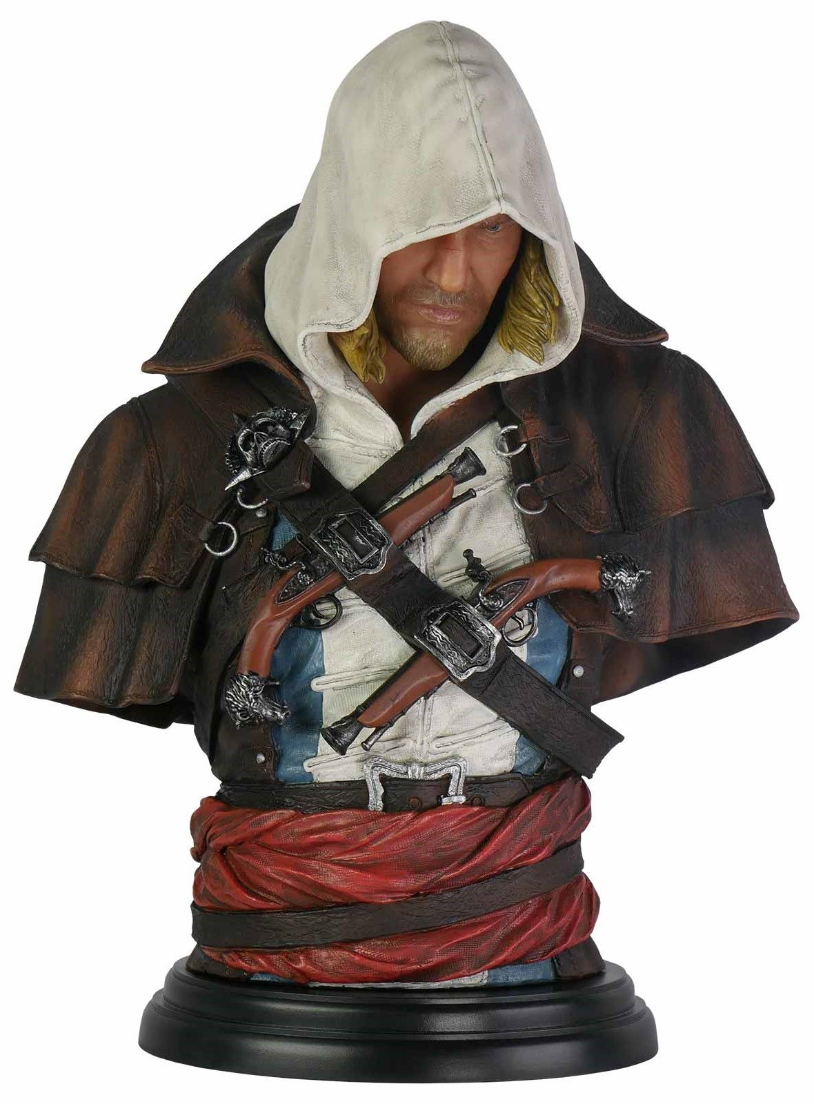 Бюст UbiSoft Assassin's Creed - Edward Kenway - 1