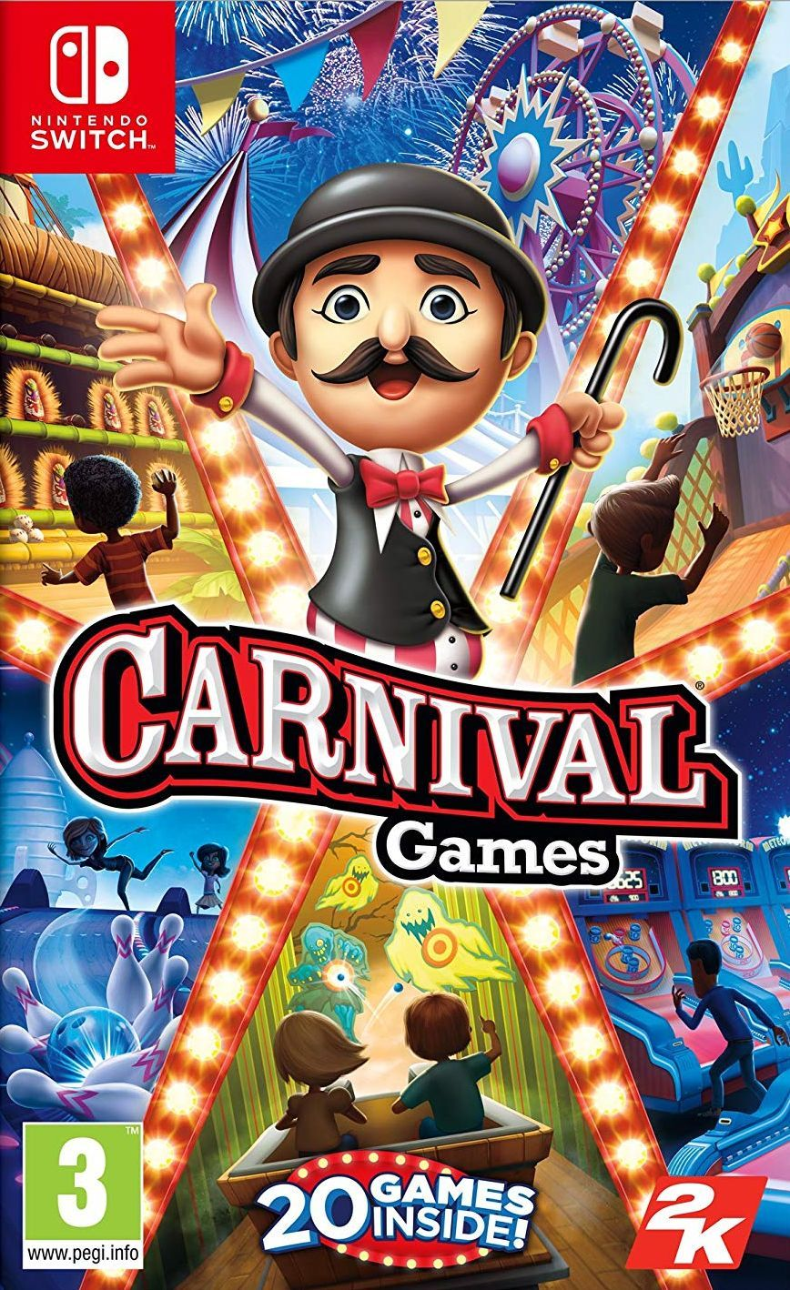 Carnival Games (Nintendo Switch) - 1
