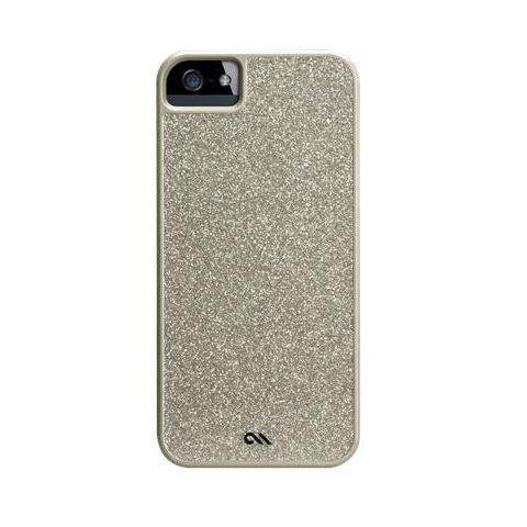 CaseMate Glam Snap On за iPhone 5 -  шампанско - 7
