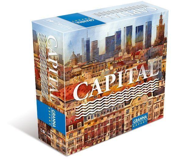 Настолна игра Capital, стратегическа - 1