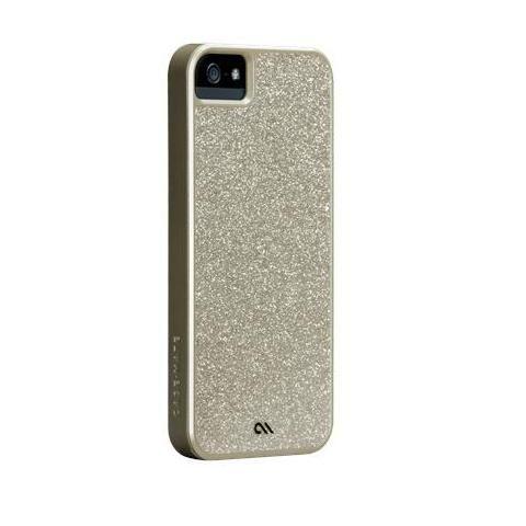 CaseMate Glam Snap On за iPhone 5 -  шампанско - 1