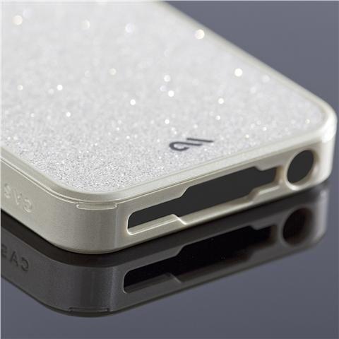 CaseMate Glam Snap On за iPhone 5 -  шампанско - 3