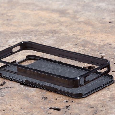 Калъф CaseMate Wood Black Ash за iPhone 5 - 4