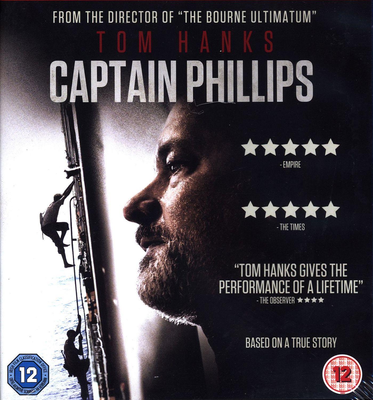 Captain Phillips (Blu-Ray) - 1