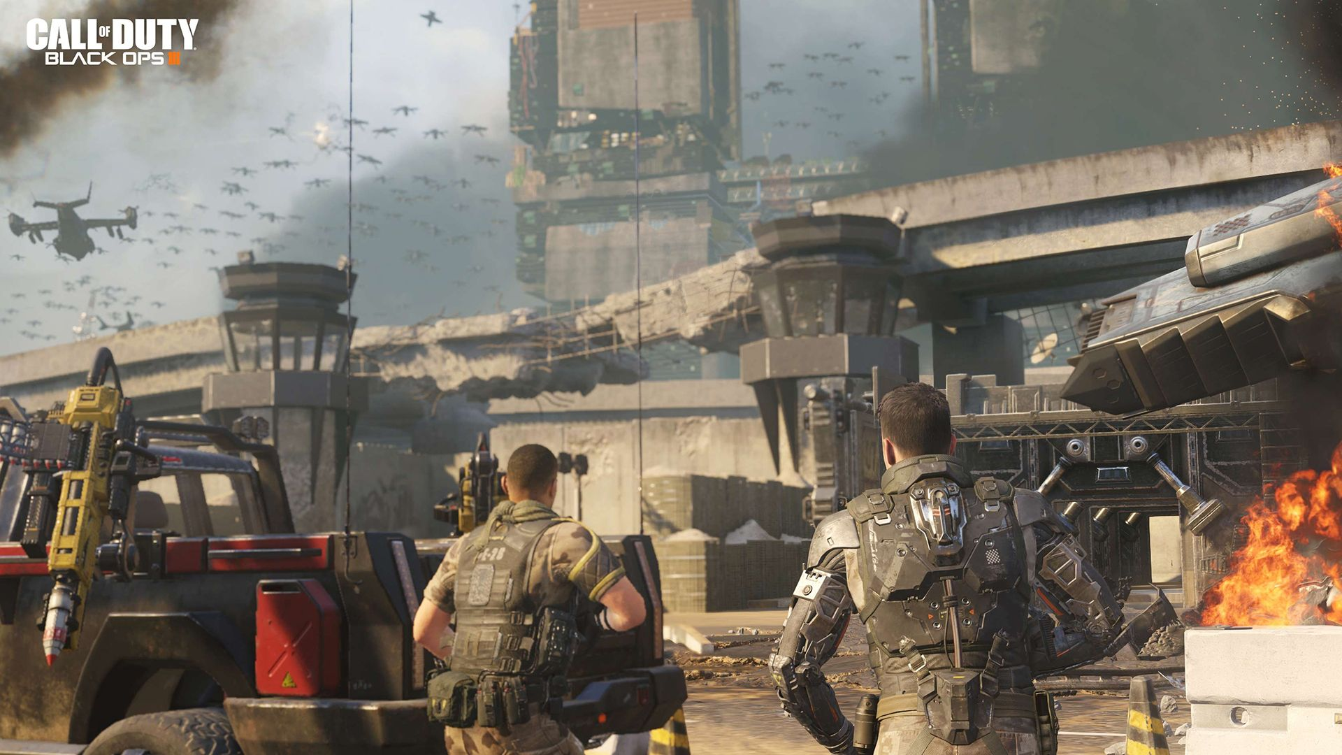 Call of Duty: Black Ops III (PS3) - 5