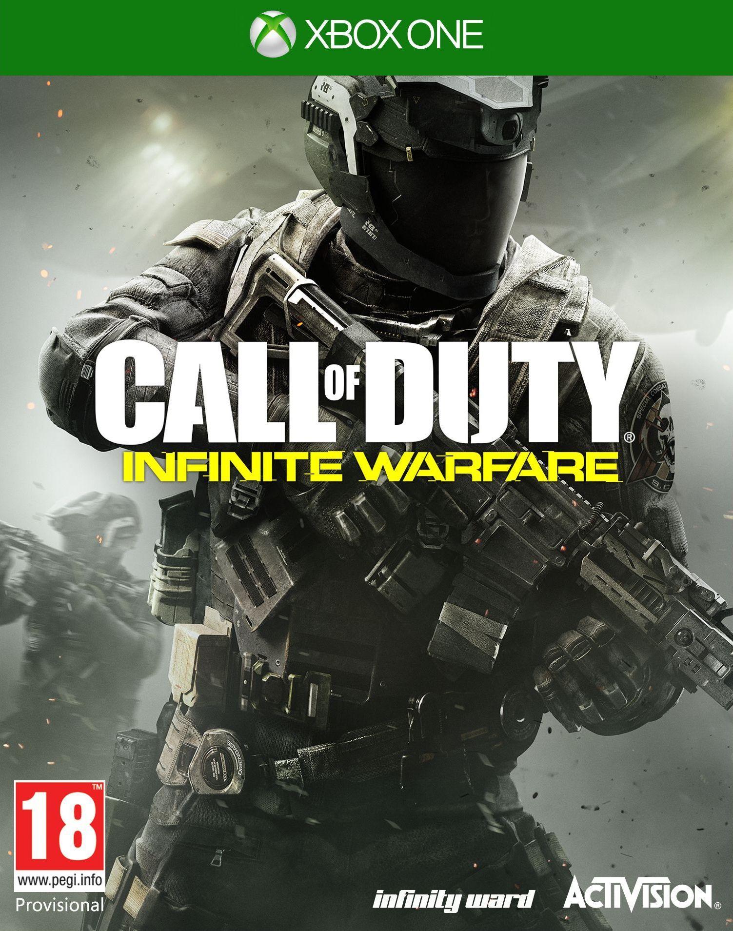 Call of Duty: Infinite Warfare (Xbox One) - 1