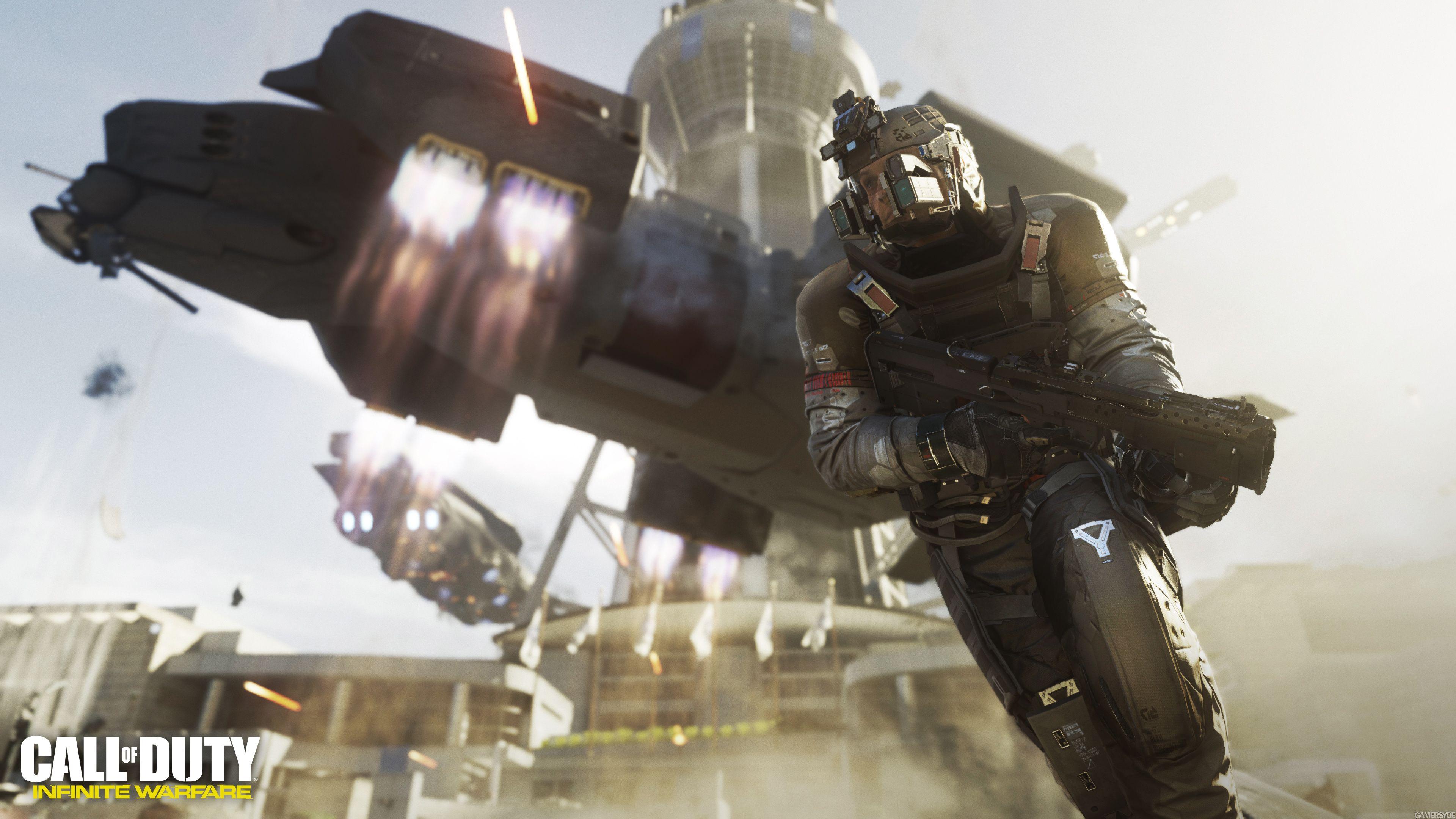 Call of Duty: Infinite Warfare (PS4) - 9