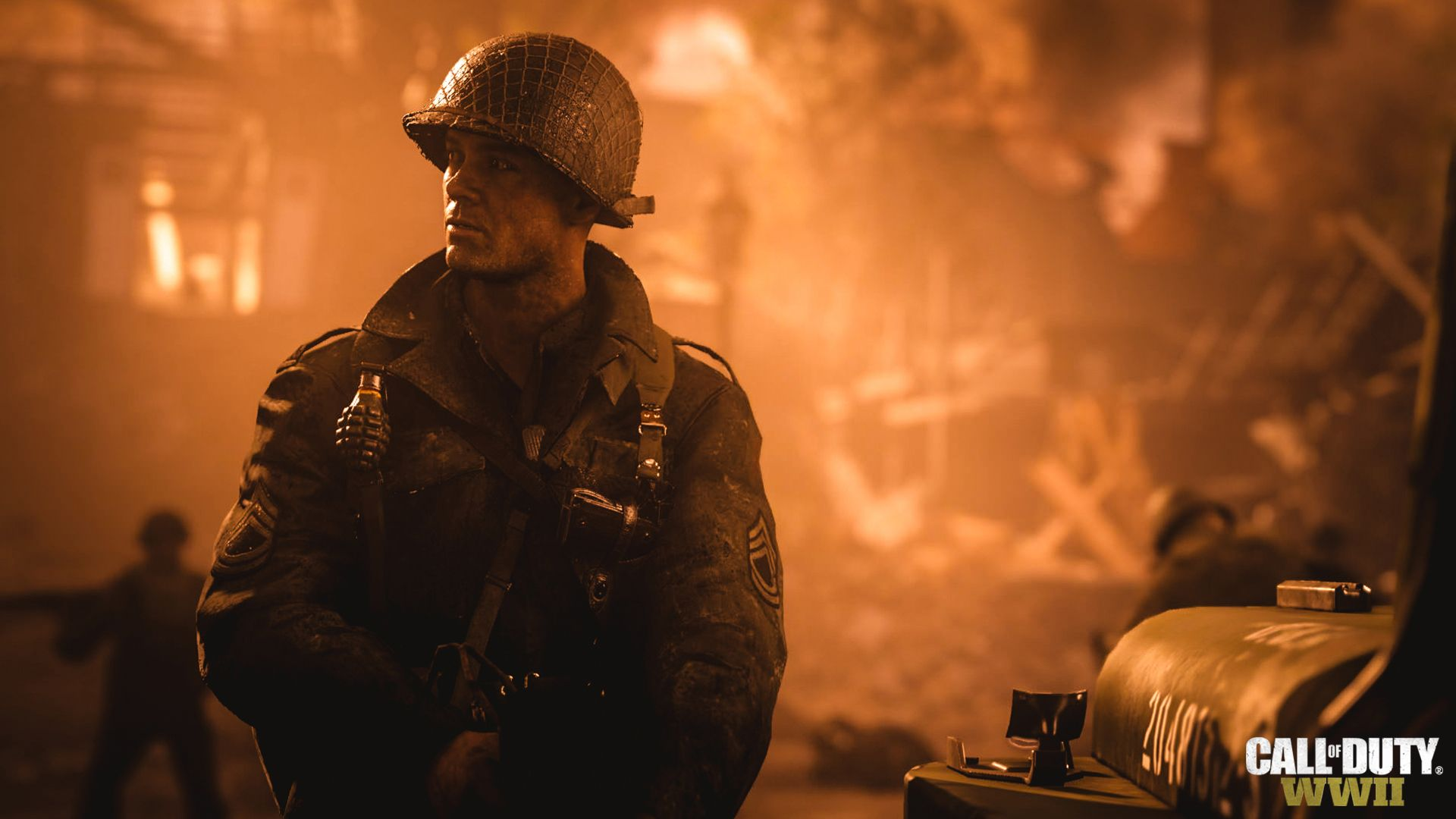 Call of Duty: WWII (PS4) - 4