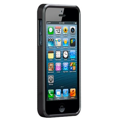 CaseMate Brushed Aluminium за iPhone 5 -  сив - 2