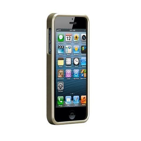 CaseMate Glam Snap On за iPhone 5 -  шампанско - 6
