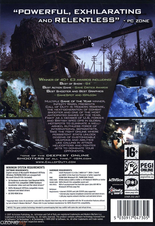 Call of Duty 4: Modern Warfare (PC) - 3