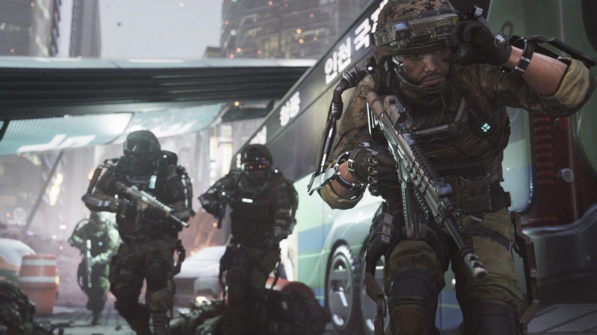Call of Duty: Advanced Warfare (PS4) - 11