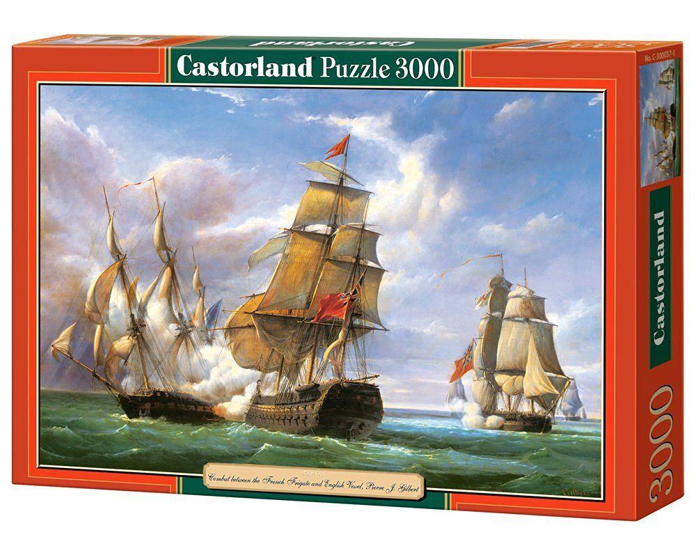 Пъзел Castorland от 3000 части - Битка - 1