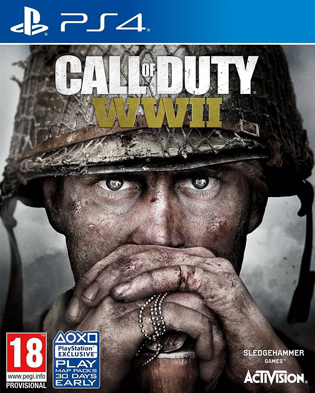 Call of Duty: WWII (PS4) - 1