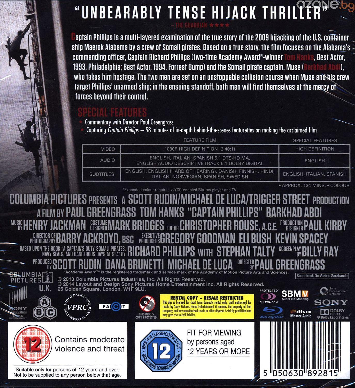 Captain Phillips (Blu-Ray) - 2