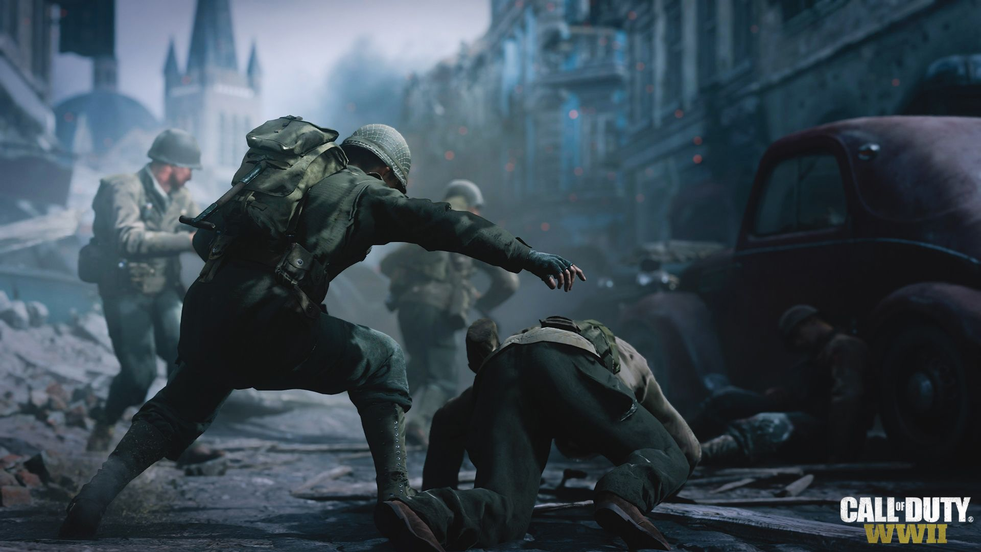 Call of Duty: WWII (PS4) - 6